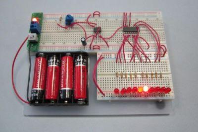Эксперименты по электронике