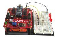 макетный модуль Ардуино