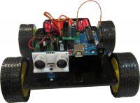 Робот с ультразвуковым датчиком Лартмастер